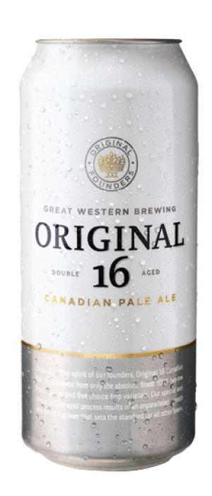 Original 16 Canadian Pale Ale