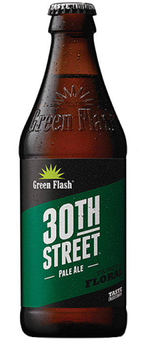 30th Street by Green Flash Brewing Company in California, United States