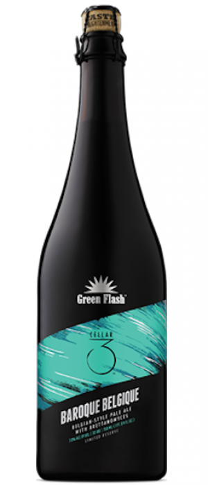 Baroque Belgique by Green Flash Brewing Company in California, United States