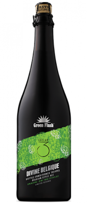 Divine Belgique by Green Flash Brewing Company in California, United States
