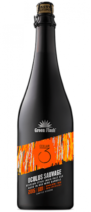 Oculus Sauvage by Green Flash Brewing Company in California, United States