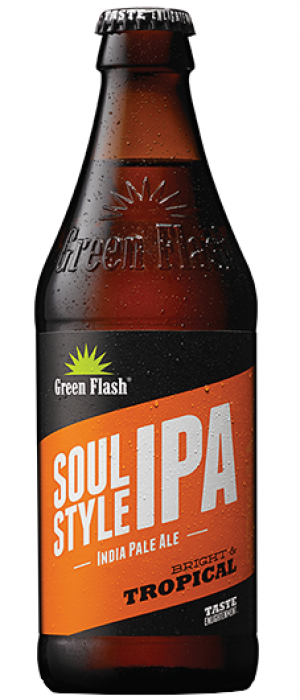 Soul Style IPA by Green Flash Brewing Company in California, United States