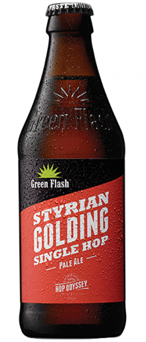 Styrian Golding Single Hop by Green Flash Brewing Company in California, United States