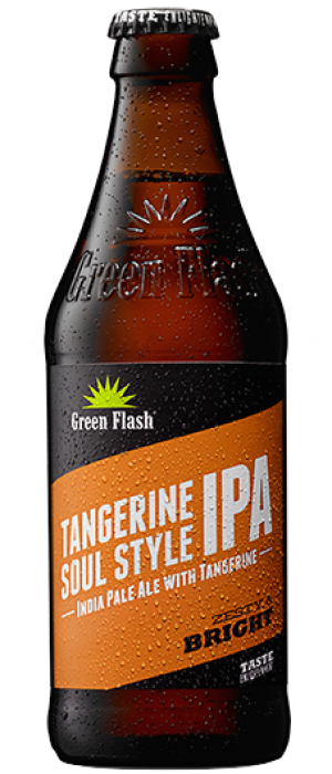 Tangerine Soul Style IPA by Green Flash Brewing Company in California, United States