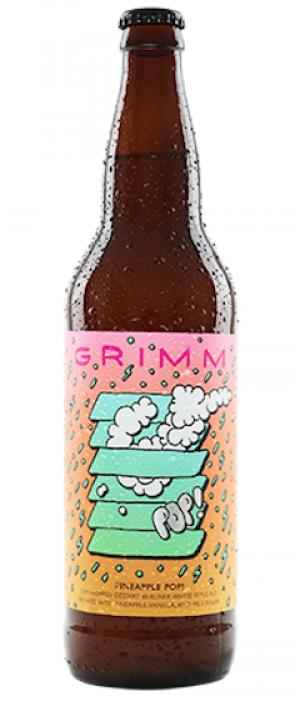 Pineapple Pop! by Grimm Artisanal Ales in New York, United States