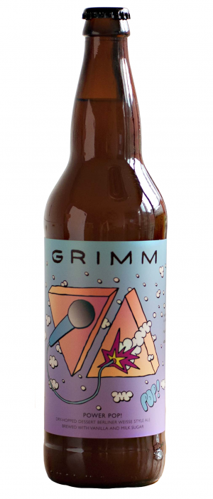 Power Pop! by Grimm Artisanal Ales in New York, United States
