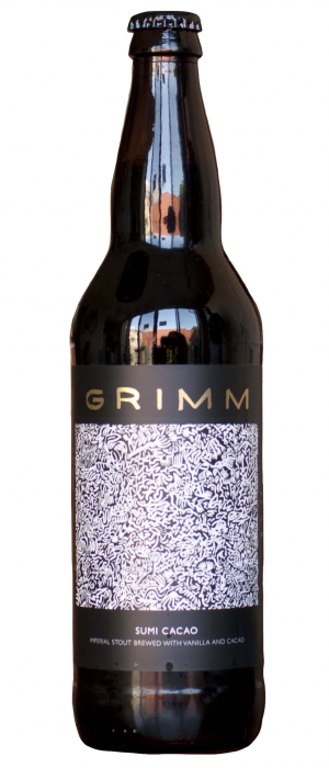 Sumi Cacao by Grimm Artisanal Ales in New York, United States
