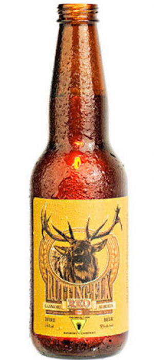 Rutting Elk Red by The Grizzly Paw Brewing Company in Alberta, Canada