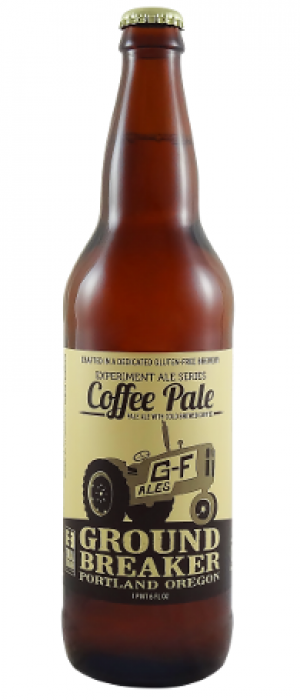 Coffee Pale by Ground Breaker Brewing and Gastropub in Oregon, United States