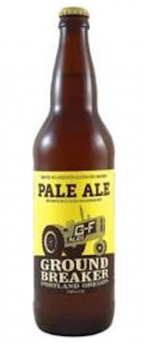 Pale Ale by Ground Breaker Brewing and Gastropub in Oregon, United States