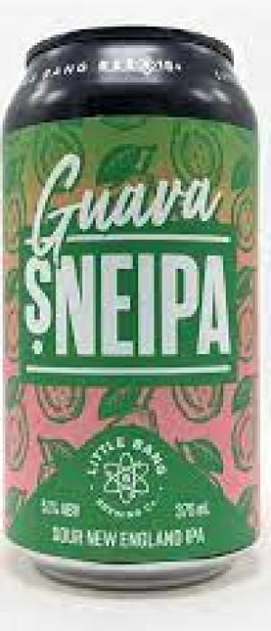 Guava sNEIPA by Little Bang Brewing Co. in South Australia, Australia