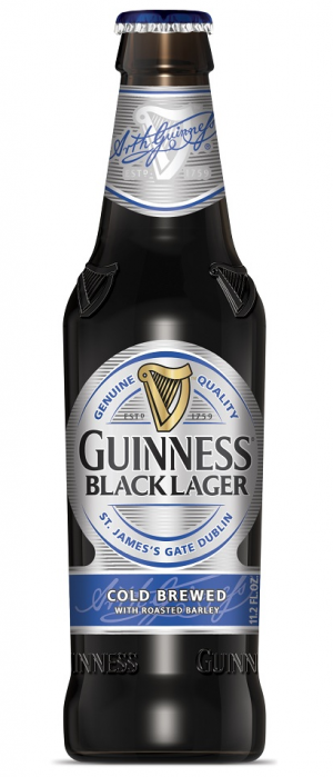 Guinness Black Lager by Guinness in Leinster, Ireland