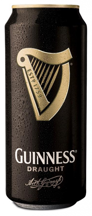 Guinness Draught by Guinness in Leinster, Ireland