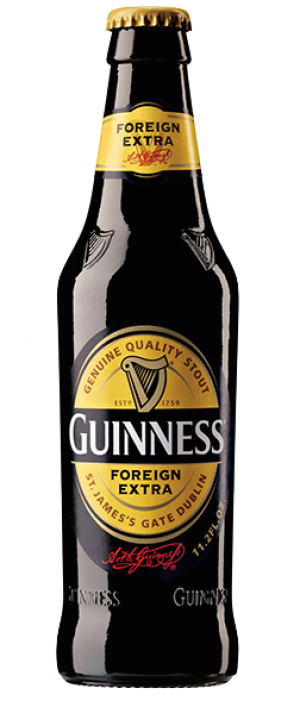 Guinness Foreign Extra Stout by Guinness in Leinster, Ireland