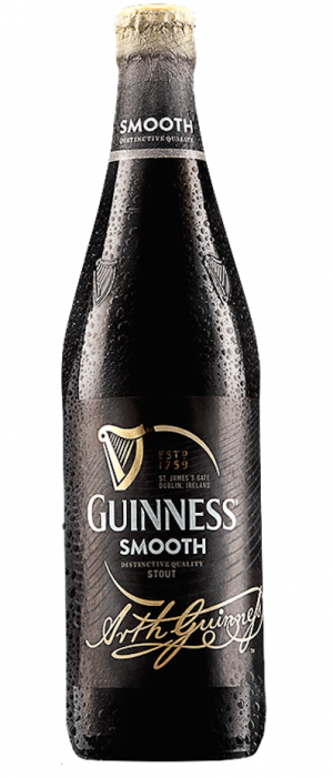 Guinness Smooth by Guinness in Leinster, Ireland