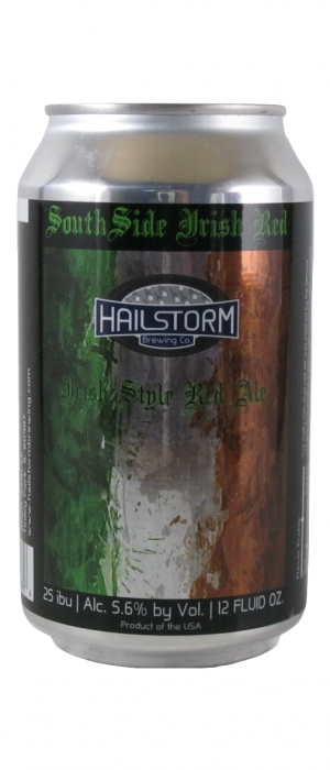South Side Irish Red by Hailstorm Brewing Company in Illinois, United States