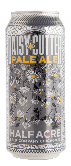 Daisy Cutter Pale Ale by Half Acre Beer Co. in Illinois, United States