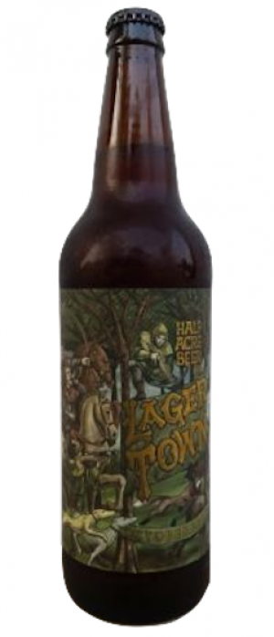 Lager Town by Half Acre Beer Co. in Illinois, United States