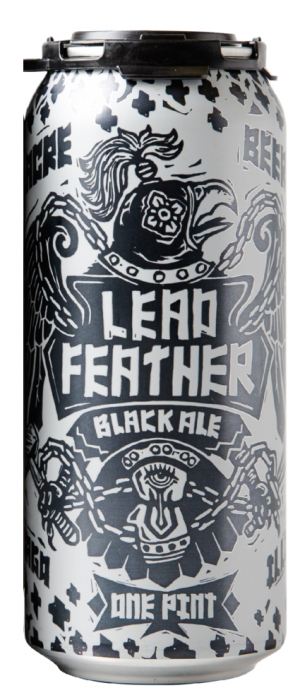 Lead Feather Black Ale