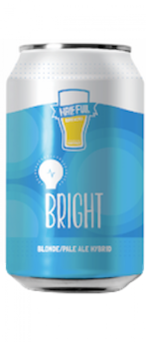 Bright by Half Full Brewery in Connecticut, United States