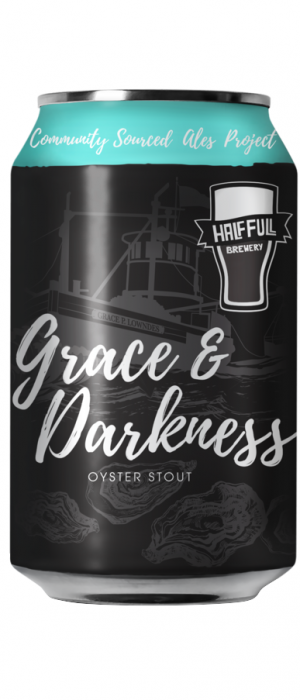 Grace & Darkness by Half Full Brewery in Connecticut, United States
