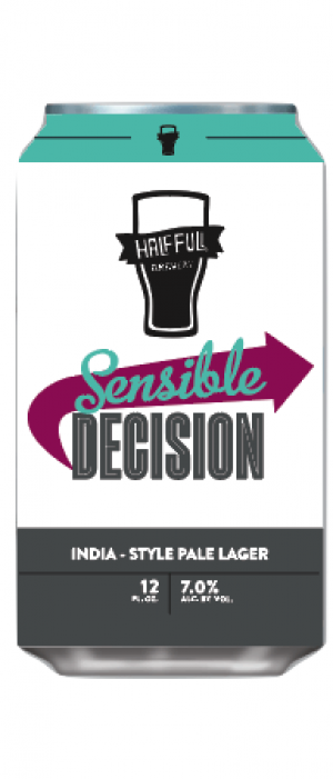 Sensible Decision by Half Full Brewery in Connecticut, United States