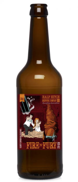 Fire N' Fury Red Ale