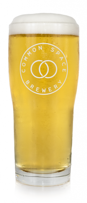 Hammock Street Helles by Common Space Brewery in California, United States