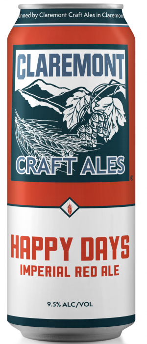 Happy Days by Claremont Craft Ales in California, United States