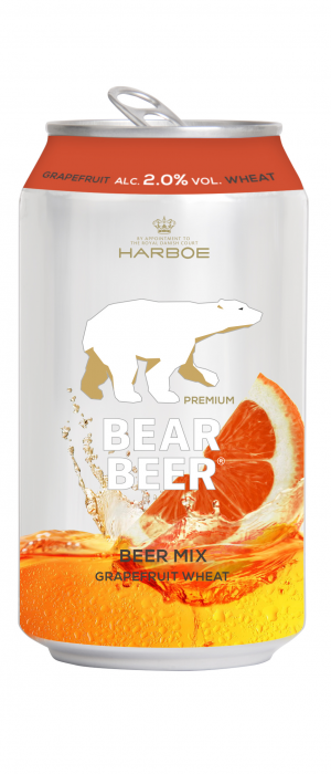 Bear Beer Grapefruit