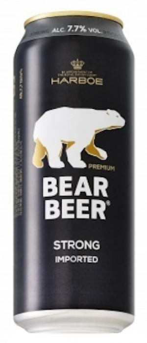 Bear Beer Strong Lager