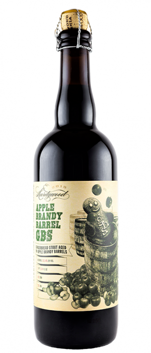 Apple Brandy Barrel GBS by Hardywood Park Craft Brewery in Virginia, United States