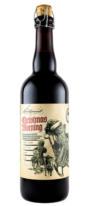 Christmas Morning by Hardywood Park Craft Brewery in Virginia, United States