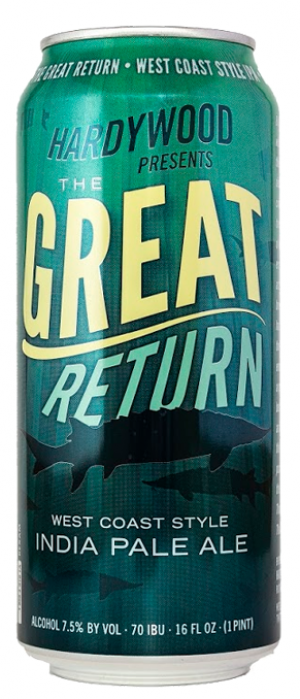 The Great Return by Hardywood Park Craft Brewery in Virginia, United States