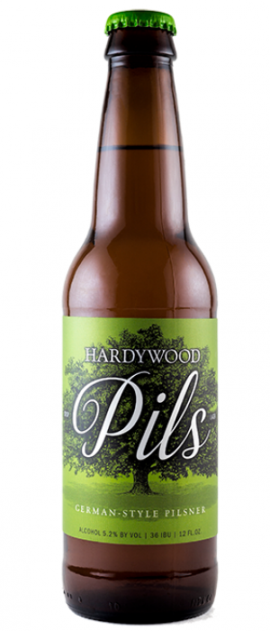 Pils by Hardywood Park Craft Brewery in Virginia, United States