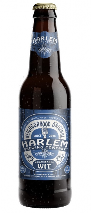 Renaissance Wit by Harlem Brewing Company in New York, United States