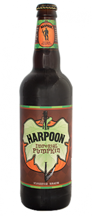 Imperial Pumpkin by Harpoon Brewery and Beer Hall in Massachusetts, United States