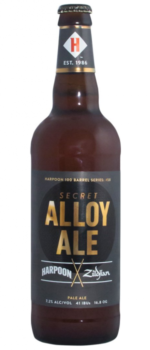 Secret Alloy Ale