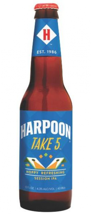 Harpoon Take 5