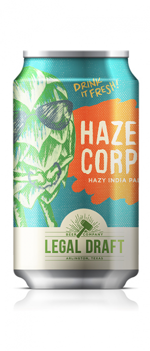 Hazeas Corpus by Legal Draft Beer Co. in Texas, United States