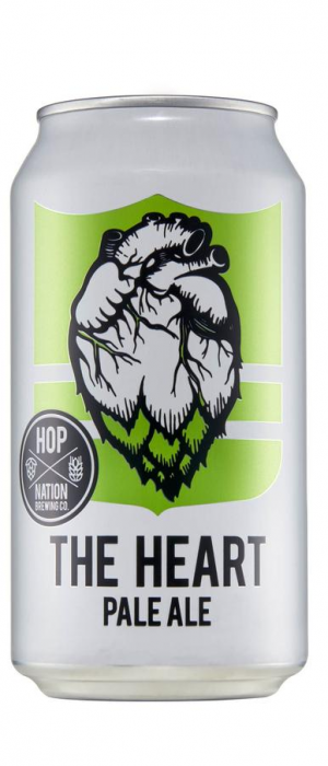 The Heart by Hop Nation Brewing Co. in Victoria, Australia
