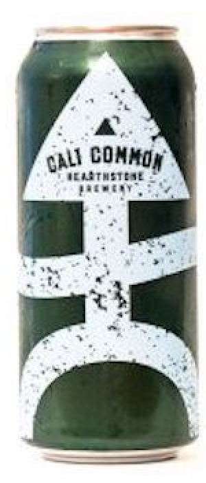 Cali Common by Hearthstone Brewery in British Columbia, Canada