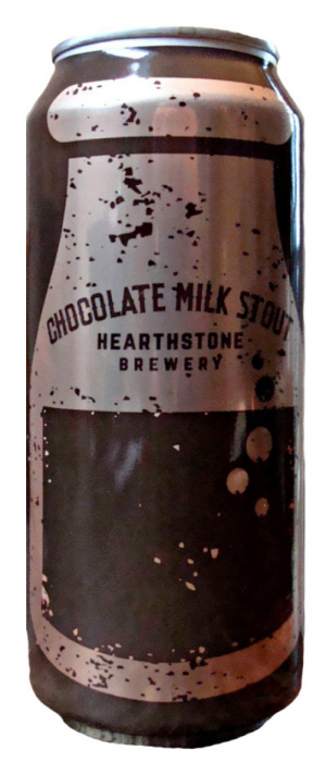 Chocolate Milk Stout by Hearthstone Brewery in British Columbia, Canada