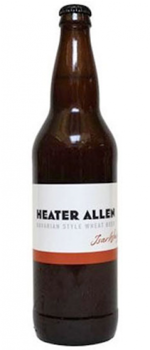 Isarweizen by Heater Allen Brewing in Oregon, United States