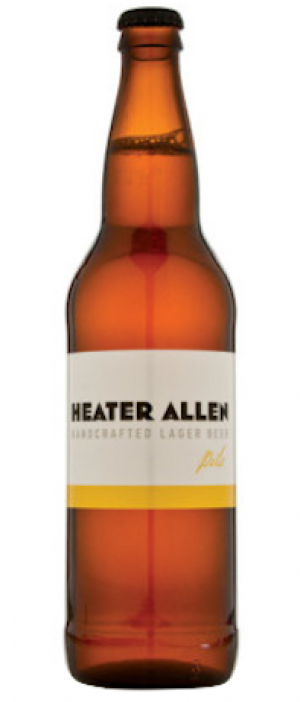 Pils by Heater Allen Brewing in Oregon, United States
