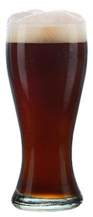 Hell Roaring Scottish Ale by The Heid Out & Fisher Peak Brewing Company in British Columbia, Canada