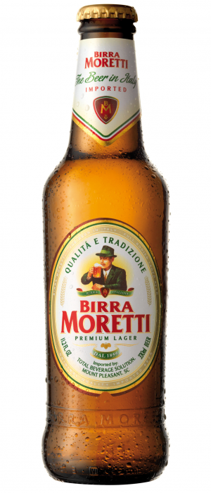 Birra Moretti by Heineken in North Holland, Netherlands