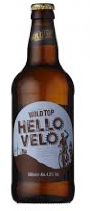 Hello Velo by Wold Top Brewery in North Yorkshire - England, United Kingdom