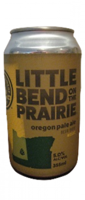 Little Bend On The Prairie by Hell's Basement Brewery in Alberta, Canada