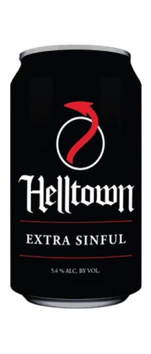 Extra Sinful by Helltown Brewing Co. in Pennsylvania, United States
